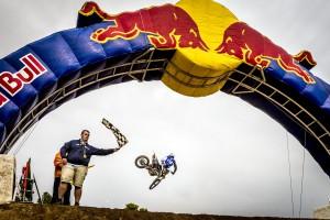 Stefano Pezzuto wins Red Bull Super Champions Open MX1 finals in Maggiora Park, Novara, Italy, on September 27, 2015