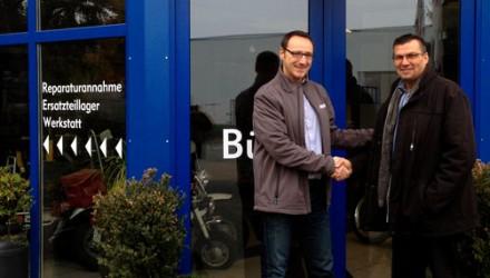 Lopez-Infantes Baumaschinen: Kobelco's new dealer