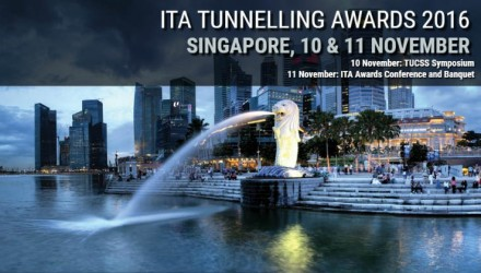 The ITA Tunnelling Awards 2016: Focus on the preceding November 10th TUCSS Symposium on Underground Development and Technology