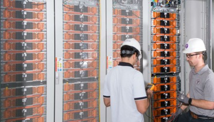 Younicos selected by Centrica to design one of the world's largest battery storage systems