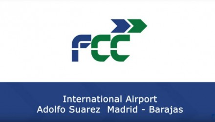 FCC and the construction of the T4 in the International Airport Adolfo Suárez, Madrid-Barajas