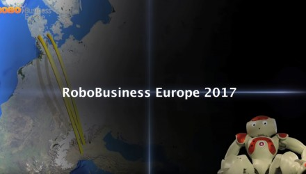 RoboBusiness Europe and TUS Expo organize first ever International Robotics Week