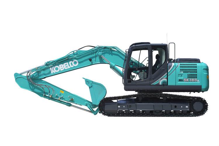 Kobelco: Intermat, nuova generazione di escavatori Kobelco-samoter-2