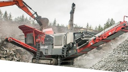 Sandvik showcases next generation equipment and services at CONEXPO-CON/AGG