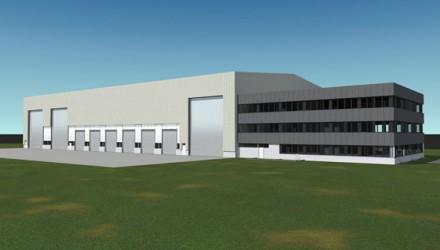 Liebherr planning new development and demonstration centre in Kirchdorf
