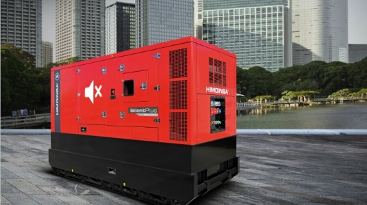 HIMOINSA launches quieter Silent Plus generator sets