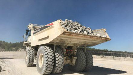 Terex Trucks' rigid TR70 is a concrete choice in Missouri