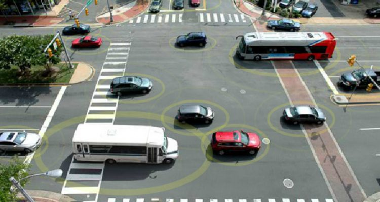 Cohda Wireless tests its V2P technology on city streets