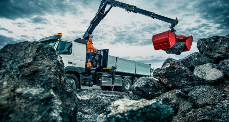 Hiab secures an order for over 600 Loader Cranes from Tata Motors, India