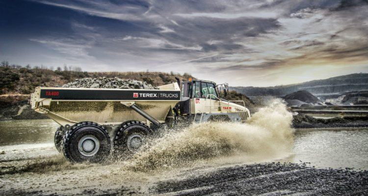 Terex Trucks' Gen10 TA400 goes on display at Mining Indonesia