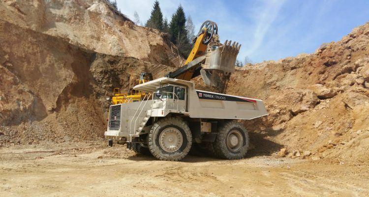 Terex Trucks increases productivity at Romanian copper mine