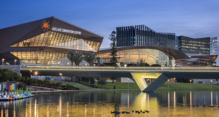 $397 million Adelaide Convention Centre revamp complete
