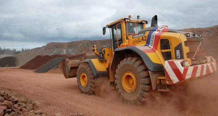 Skene Group adds a second Volvo L220H loading shovel