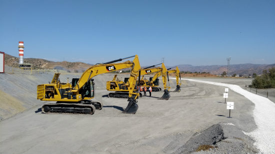 Next Generation Cat Excavators: More Choices for Increased Efficiency