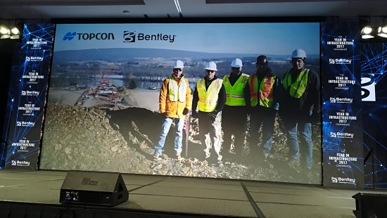 Bentley Systems and Topcon: Constructioneering Academy initiative