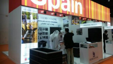 HIDROSTANK participates in the forthcoming edition of BIG 5 DUBAI