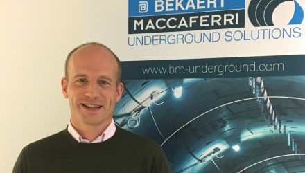 Management Switch at Bekaert Maccaferri Underground Solutions