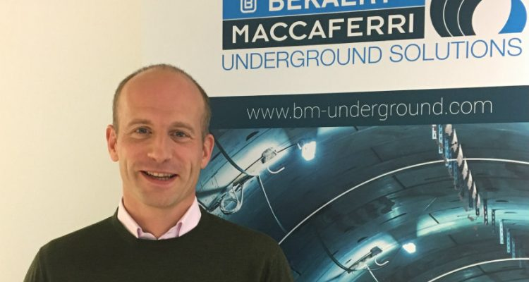 Management Switch at Bekaert Maccaferri Underground Solutions