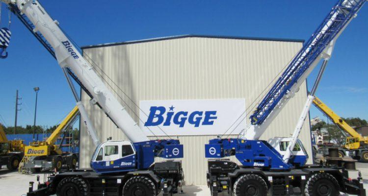 Bigge Announces Tadano Equipment Sales Market Expansion