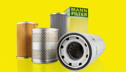 MANN-FILTER presents new filters for mobile hydraulics