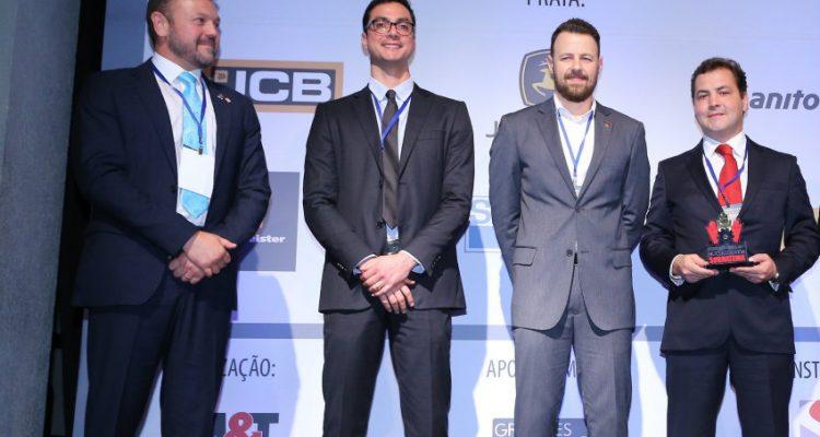 Manitowoc Brazil wins Sobratema's Aftersales Highlights Award 2017