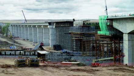 ULMA formwork systems on the High Speed Rail Network in Spain
