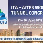 ITA-AITES World Tunnel Congress 2018