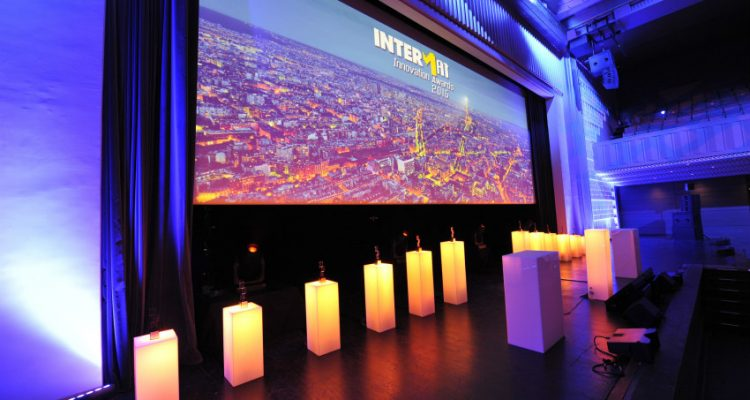 Winners of the international INTERMAT Innovation Awards competition