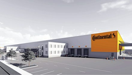 ContiTech Invests €20 Million in Hungarian Nyíregyháza Location