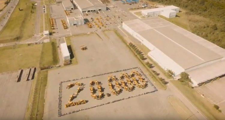 Campo Largo facility produces 20,000th machine