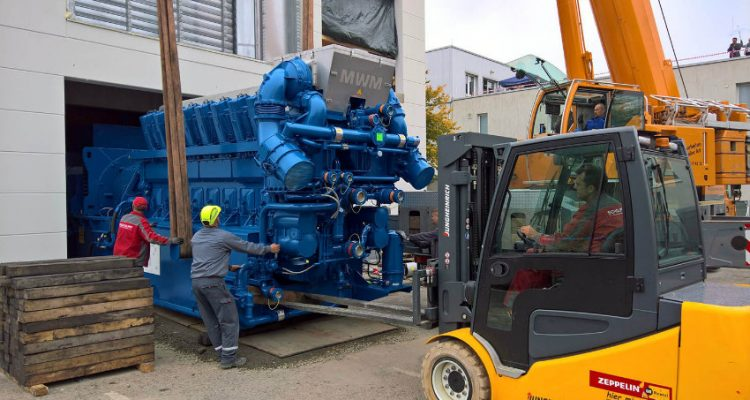 ETW Energietechnik modernizes energy supply concept of the University of Göttingen