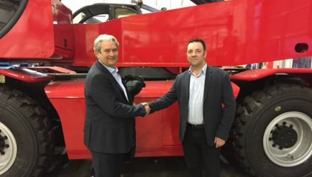Magni Telescopic Handlers UK Ltd appoint first dealer: Hodge Plant Ltd