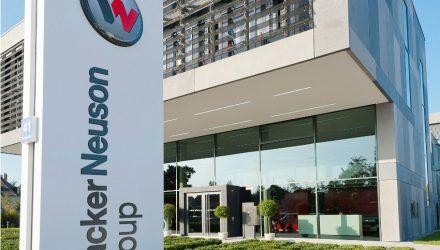 New record revenue for Wacker Neuson in Q1/18