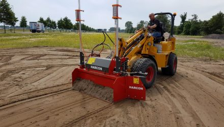 New Hacon Levellers for wheel loaders, crawlers and skid-steer loaders