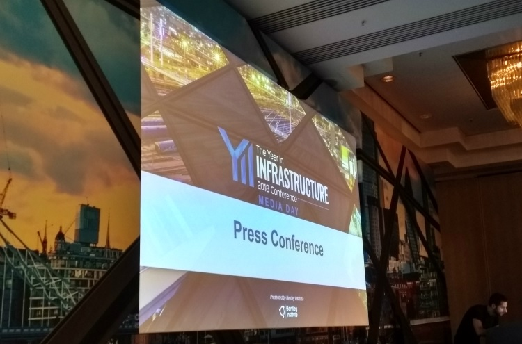 Bentley's Year in Infrastructure 2018 Press Conference
