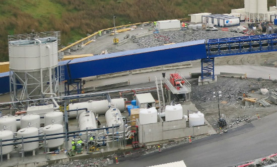 The Follo Line Project, a successful case of complex logistic management in a mega project