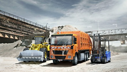 Bosch is boosting its commercial vehicle and off-road business with a dedicated organization