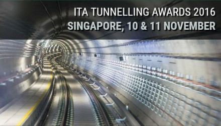 The ITA Tunnelling Awards 2016: The list of finalists disclosed