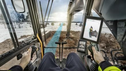Volvo Co-Pilot shortlisted for human-machine interface (HMI) award