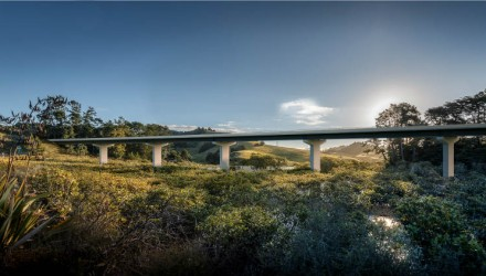 ACCIONA named preferred bidder for a PPP contract to build a State Highway extension in New Zealand