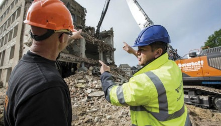 Knocking heavy-duty demolition down to size