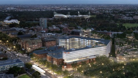 Vision for key Adelaide site revealed