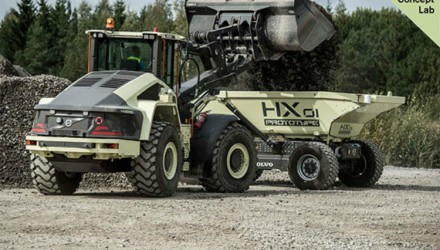 Volvo Construction Equipment unveils futuristic innovations to drive sustainability and change