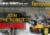Ferrovial Robot Challenge at Global Robot Expo