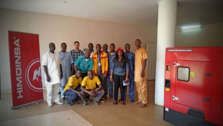 HIMOINSA expands its commercial network in Africa with a new distributor in Mali