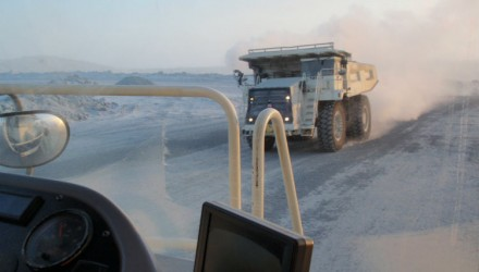 Terex Trucks' top tips will ensure trucks beat the chill this winter