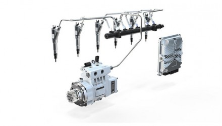 New Generation of Common Rail Systems from Liebherr with Additional Installation Version