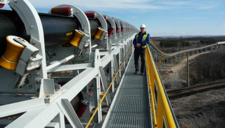ContiTech Strategically Reorganizes Conveyor Belt Business for Industrial Applications