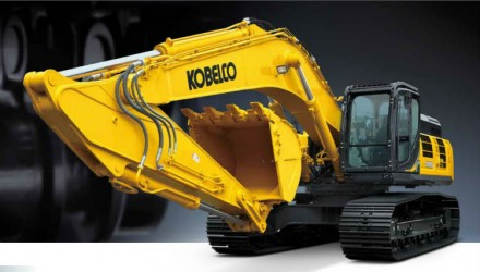 Kobelco launches the latest earthmoving and construction excavator SK500LC-10