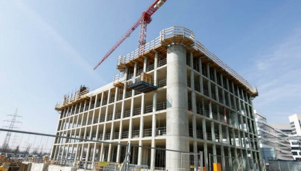 ULMA takes part on the construction project of the new office building Eschborn in Germany